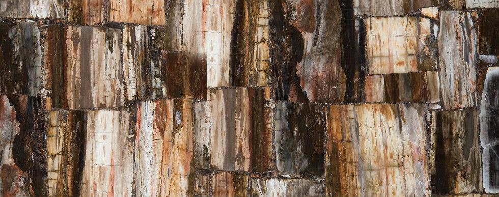8331 Petrified Wood Retro