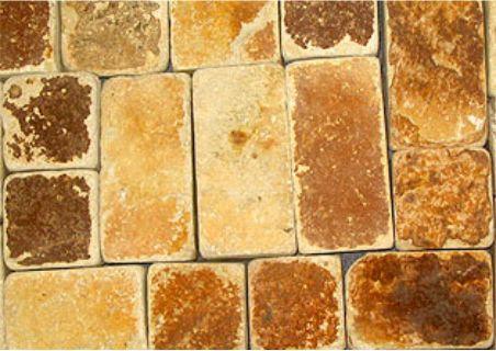 брусчатка коричневая