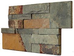 3Д панели из натурального камня