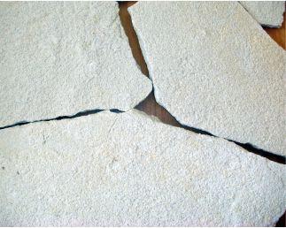 Песчаник белый