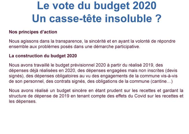 presentation publique comptes et budget