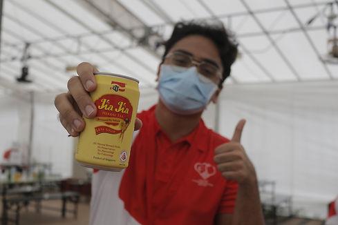Jia Jia Herbal Tea for NDP 2020
