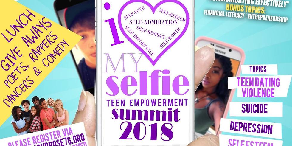 """I LOVE My Selfie"" Teen Summit 2018"