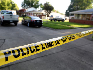 What's worse? Leaving or staying? Father kills children in front of wife one month after she files f