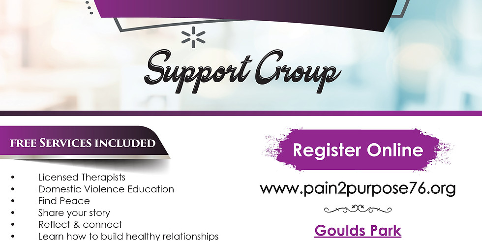 You Are Not Alone Support Group  (2)