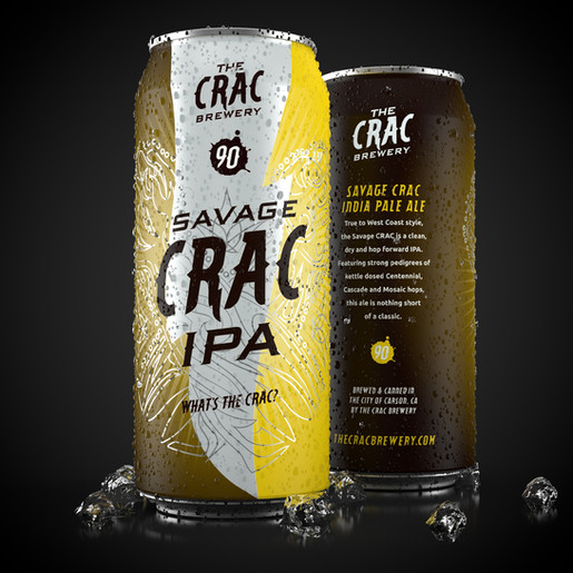 SAVAGE CRACINDIA PALE ALE
