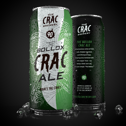 THE BOLLOX CRAC ALE