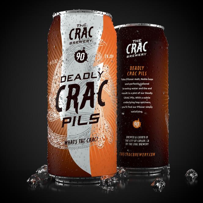 DEADLY CRAC PILS