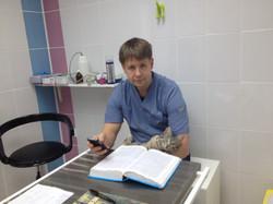 Главный врач ветклиники ёЖИК