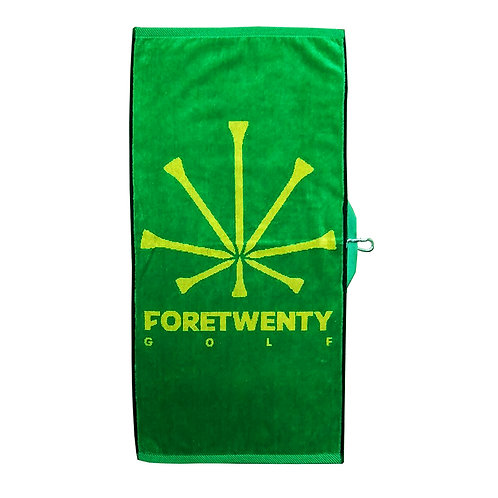 BUDTENDER CART TOWEL