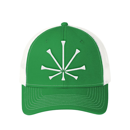FORETWENTY GOLF Logo Mesh Baseball Cap