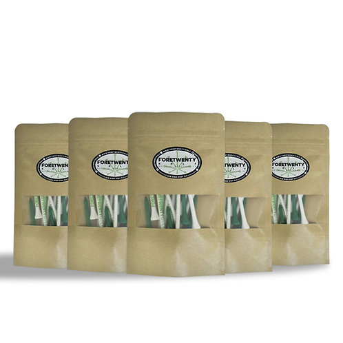 FORETWENTY GOLF Tees Bundle Pack