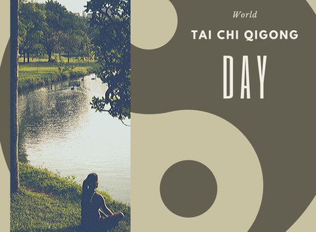 World Tai Chi QiGong Day | Seated Taoist QiGong