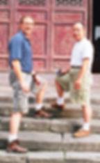 SiFu and SiGung in China