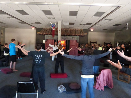 2014 World Tai Chi and QiGong Day