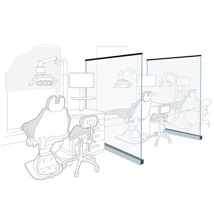 Retractable Pull Up Panel             as low as