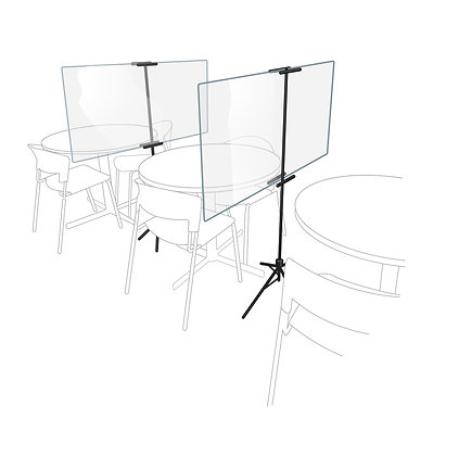 Dining Room and Bar Seat Dividers