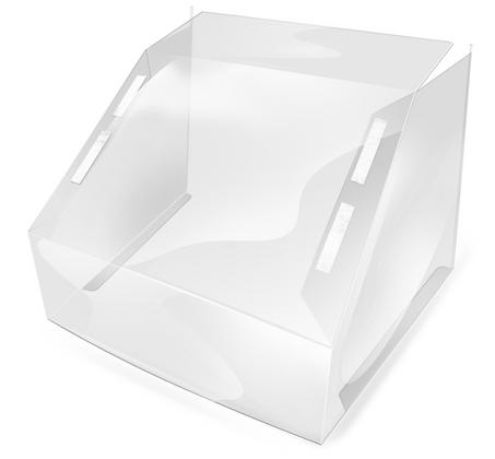 Sneeze Dome - Desktop Sneeze Guard