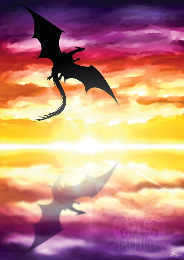 amethrym-sunset-dragon-print-artsta.jpg