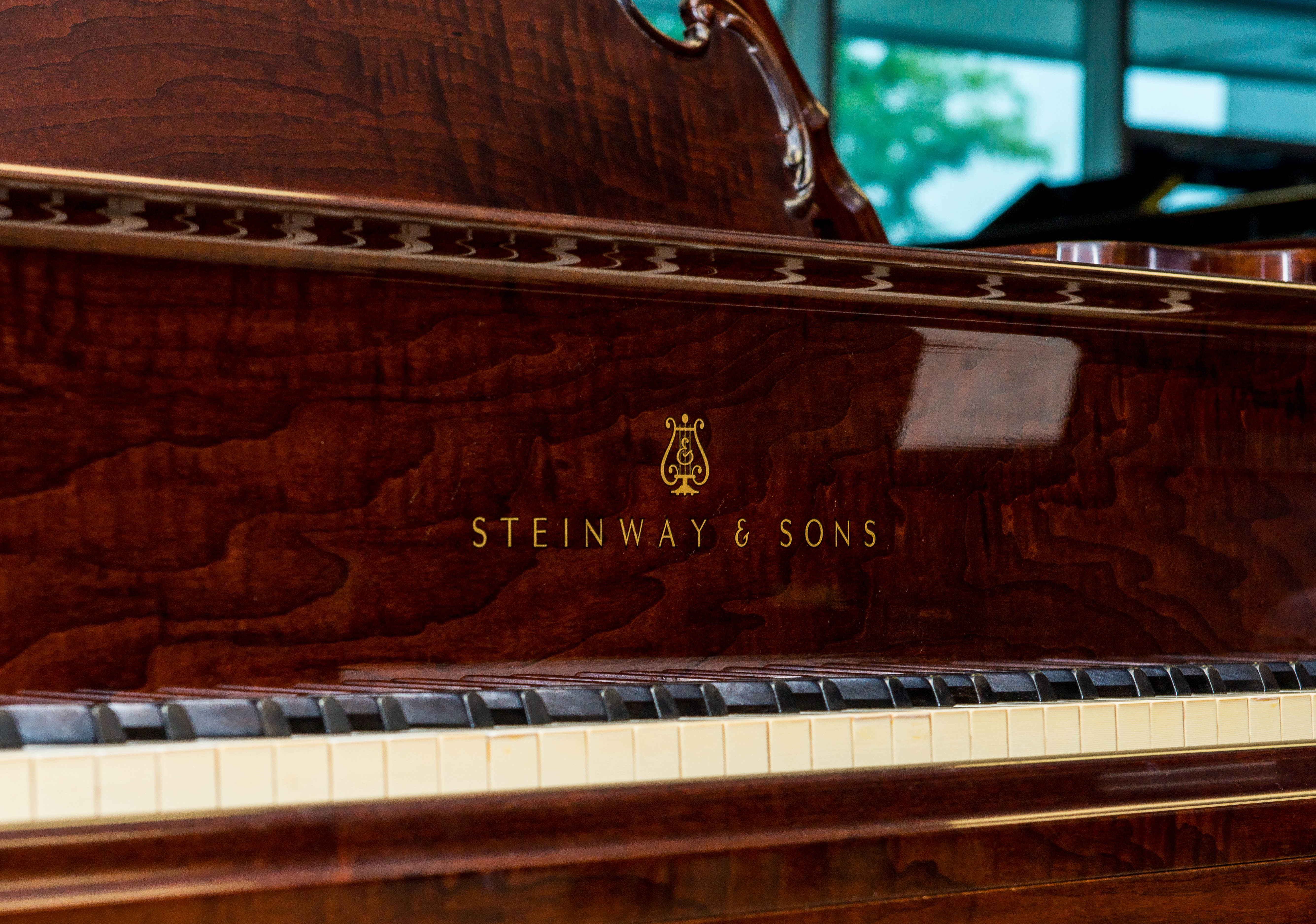 Steinway Model A Louis Style