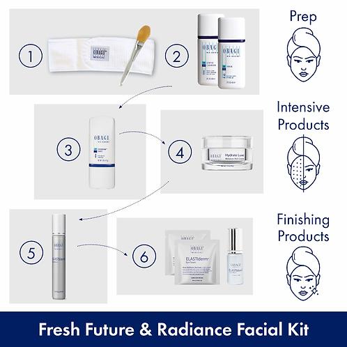 Obagi Fresh Future & Radiance Facial Kit