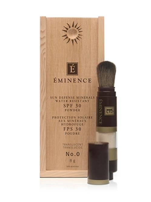 Eminence Sun Defense Minerals - No. 0 Translucent