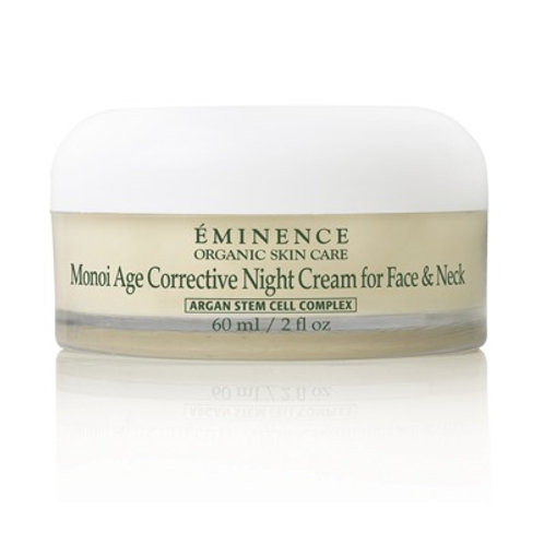 Eminence Monoi Corrective Night Cream for Face & Neck