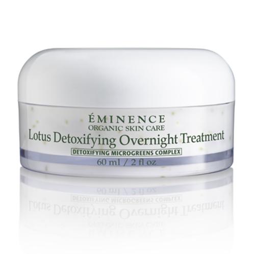 Eminence Lotus Detoxifying Overnight Treatment