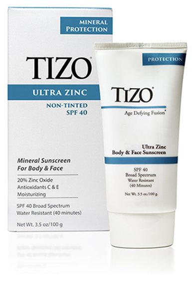 Tizo Ultra Zinc Non-Tinted SPF 40
