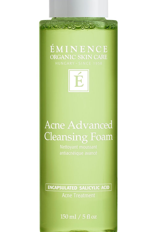 Eminence Advanced Acne Cleansing Foam