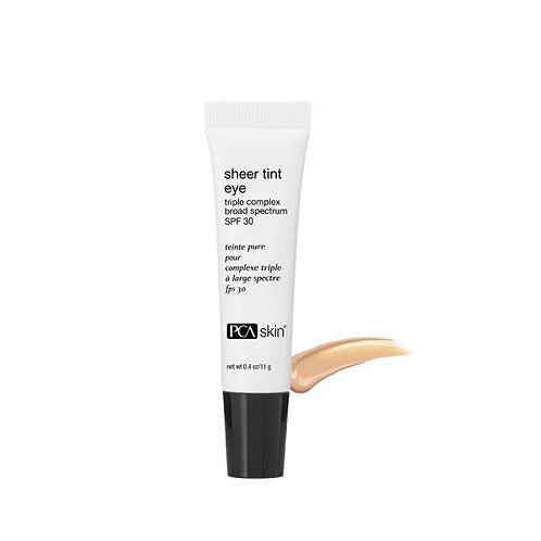PCA Sheer Tint Eye Triple Complex Broad Spectrum SPF 30