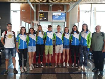 EYOC 2019 - Evropsko mladinsko prvenstvo v orientacijskem teku v Belorusiji