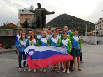 SEEOC 2016: 7 medalj za Komendčane!