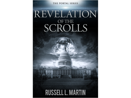Book 3: Revelation of the Scrolls!
