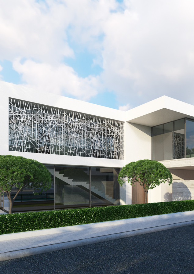 Villa Compound Al Sofouh