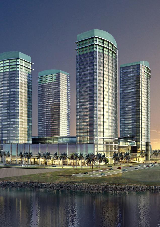 Dubai Maritime Towers