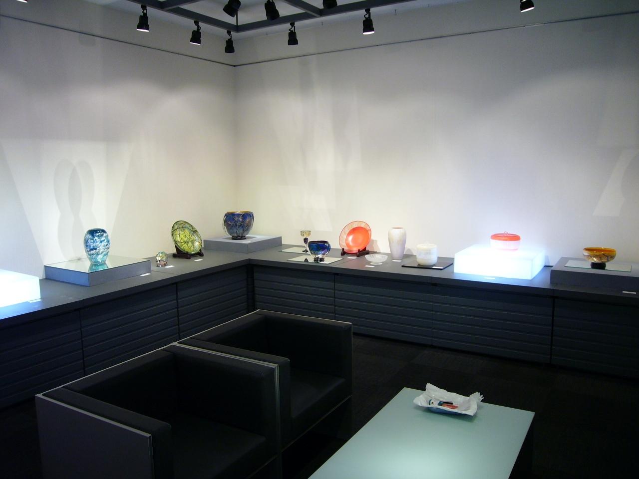 2011年 玉川高島屋アートサロンにて