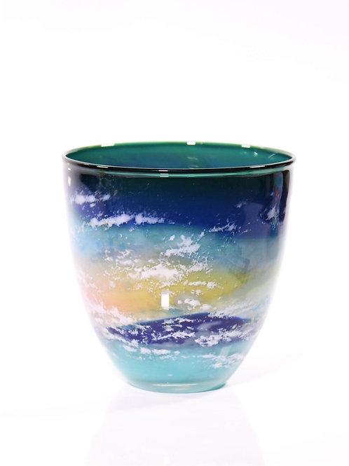 雲のゆくえ グラス