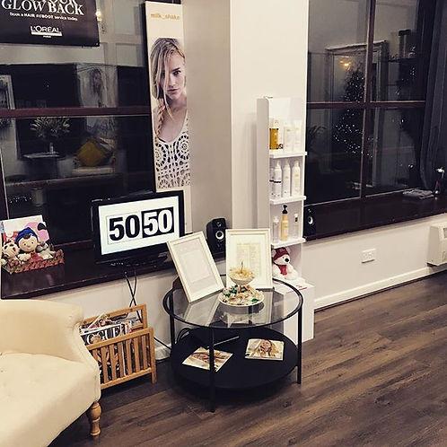 #salon #salonlife #milk_shake  #loreal #