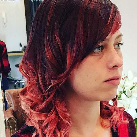 #hairstyles#prettyinpink#balayage#pastel