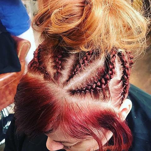 #strelleyhall #hairstylist #haircolouris