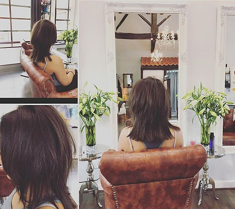 #hairstyles #disconnectedhaircut #strell