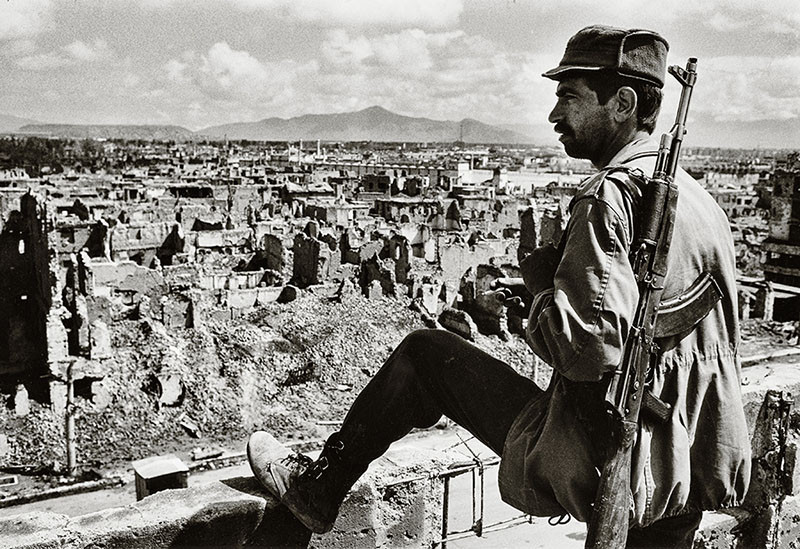 Afghanistan Kabul 1994