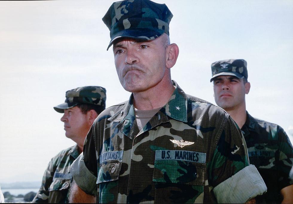 Guantanamo US Navy Base 1995