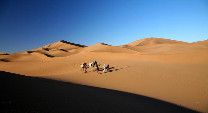 Marokko Erg Chegaga