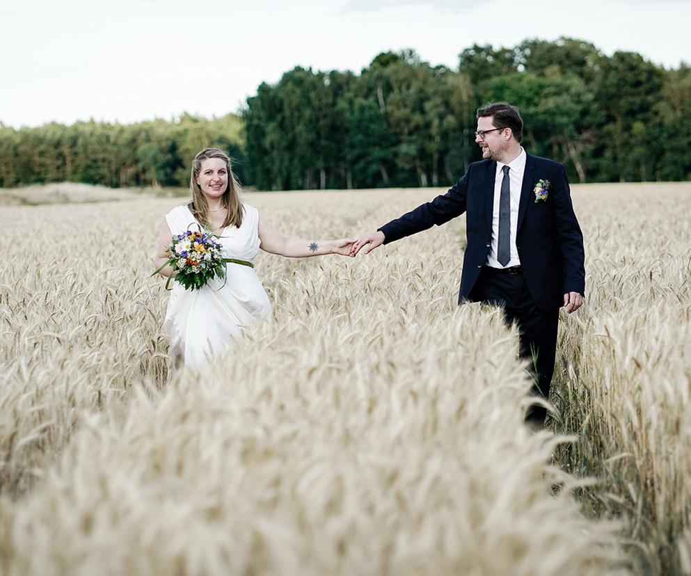 Hochzeit im Wendland
