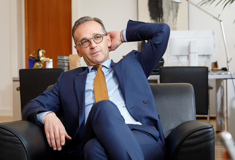 Heiko Mass SPD Politiker