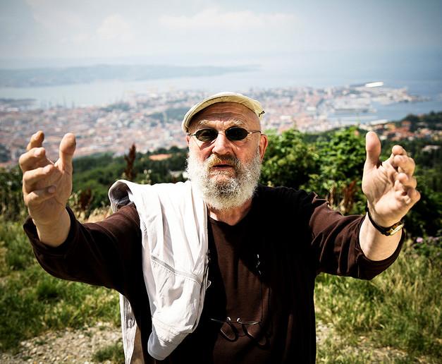 Rolf Hoppe Schauspieler Triest