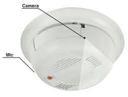 Colour Hidden Cctv Security Cameras Main