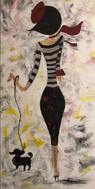 $85 | The French Lady